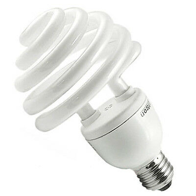 35W 5500K umbrella shape Photographic light bulbs PK