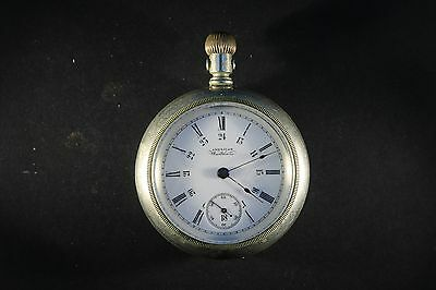 American Waltham Co. Pocket Watch for Parts or Repair *** AS IS ***