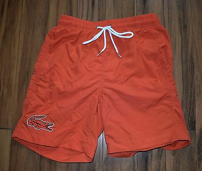 Stunning LACOSTE Swim Shorts Size S for SALE !!!