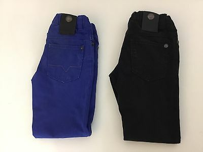 Hugo Boss Boys Jeans Joblot X 2 Size Age 5 Years, 108cm, Black, Blue, Vgc