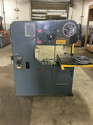 "Do All 36"" Vertical Band Saw"