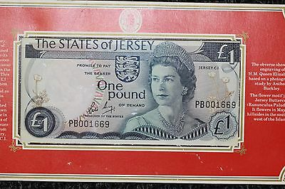 Jersey Battle Of Jersey Special Edition Banknote