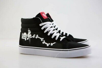 2d2cd91711 VANS X PEANUTS SK8 Hi Reissue Snoopy Bones Black Men s Size 13 ...