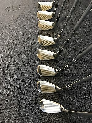 Taylor Made R9 TP Irons 3-PW