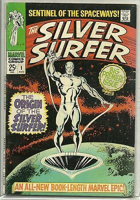 Silver Surfer #'s 1 - 5 , 7 - 11 , 13 , 15 - 17 [First Series lot of 14 Issues]