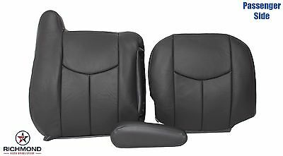 Fine 03 06 Chevy Avalanche 2500 Passenger Side Complete Leather Caraccident5 Cool Chair Designs And Ideas Caraccident5Info