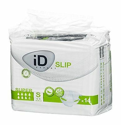 ID Expert Slip Disposable Super Incontinence Pads - Small 50-90 cm
