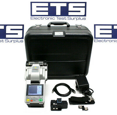 Fitel S177A Fusion Splicer With Precision Fiber Optic Cleaver