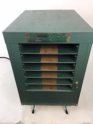 Vintage GBC Electric Collater Model 6-7284 General Binding Corp Tested Works