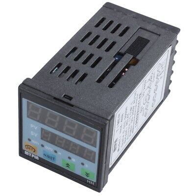 90-260V AC/DC Digital LED Timer Countdown Time Counter for Industrial Use L4U5