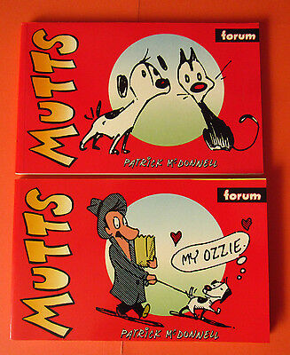 Mutts - Patrick Mc Donnell - 2 Tomos - Completa