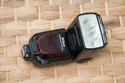 Nikon SB-900 speedlite flash