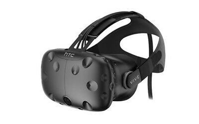 HTC Vive Virtual Reality Headset Head Mounted Display VR Helmet 3D Video Glasses