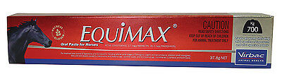 EQUIMAX Wormer Horse Riding