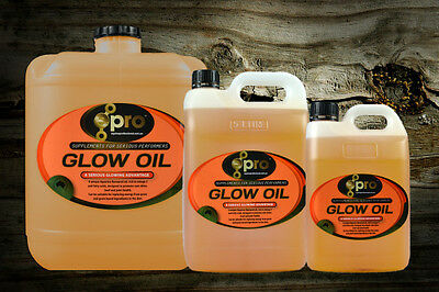 EPro Glow Oil 2.5lt Horse Riding