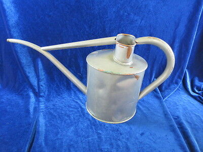 Vintage Haws  Zinc / Copper Garden Watering Can 1.5 Liter 6 Cups  Free Ship