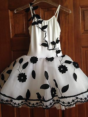 Revolution  Dancewear Child's Large Ballet Dress- Gorgeous
