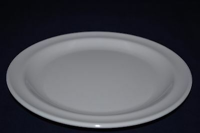 "8 Dozen  NEW US110  10-1/4"" Melamine Round Dinner Plate  DP-510  (WHITE)"