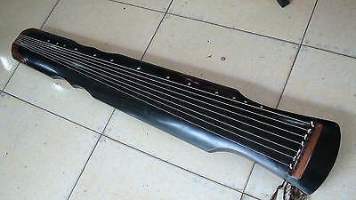 Exempt freight,Wonderful Chinese Exquisite 7 Strings Old GuQin