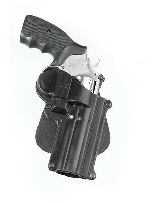 "Fobus- LK 4 -S&W L&K Frame 4"" Barrel, 686 6 & 7 shot cylinders - Paddle Holster"