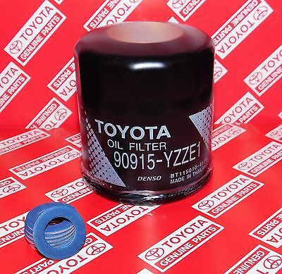 Toyota Genuine Oil Filter Corolla Yaris Echo MR2 Rav4 90915-YZZE1 / 10003 Z386