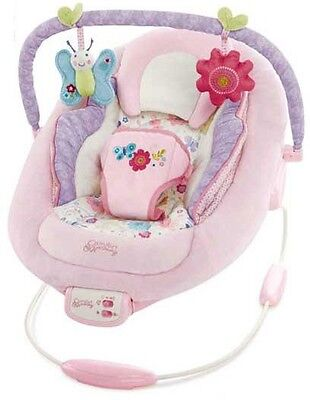 Bright Starts Comfort And Harmony Cradling Bouncer Penelope Petals