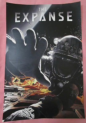 The Expanse Season 2 TV Show Promo Poster Comic Con