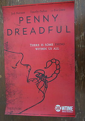 Penny Dreadful TV Show Promo Poster Comic Con 2016 11x17