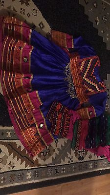 Beautiful Afghan Clothes