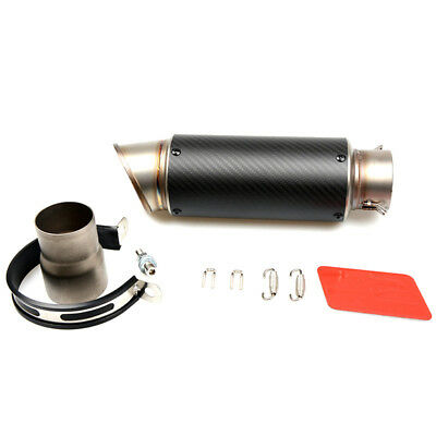 Diameter 36-51mm 61mm SC GP Escape Exhaust Mufflers Moto Exhaust Pipe Muffler
