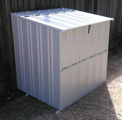 """""""CUSTOM SIZES"""" Pool Pump/ Filter/ Swimming/ Equipment Cover Shed  COLORBOND"""