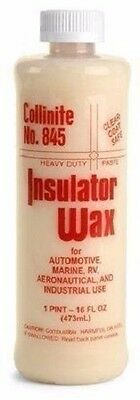 Collinite Insulator Wax Liquid #845 845 bottle 473ml -  BRAND NEW