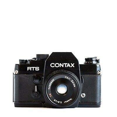 Contax 137 MA 35mm SLR camera, with Carl Zeiss 50mm Planar f1.7 lens