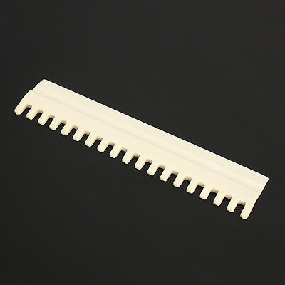 Beige Needle Pusher for 4.5mm Standard Gauge Brothers Knitting Machine Parts New