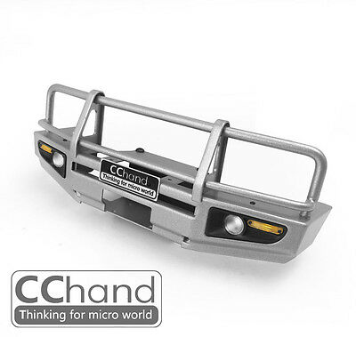 NEW  CC HAND Metal ARB-DELUXE BAR for  killerbody LC70 body   SILVER