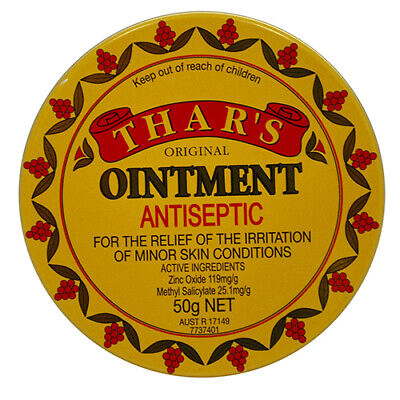 NEW Antiseptic Ointment Thars Ointment 50g