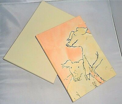 The Folio Society Animal Farm By George Orwell Illustrated By Quentin Blake