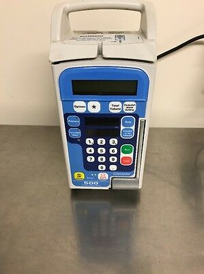 Graseby 500 Infusion Pump