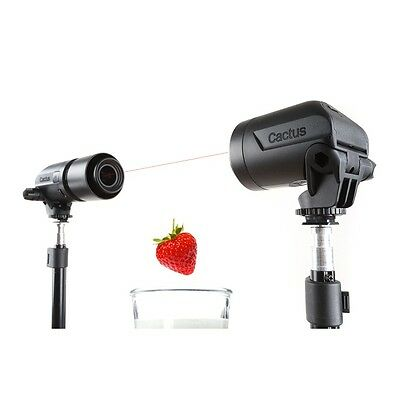 Cactus Laser Wireless Trigger LV5 2.4kHz High Speed Photography