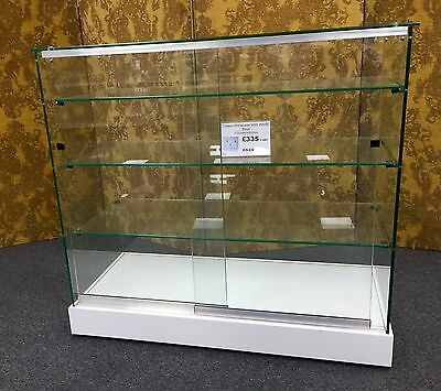 Glass Display Cabinet, Glass Shop Cabinet, Shop Showcase, Glass Counter