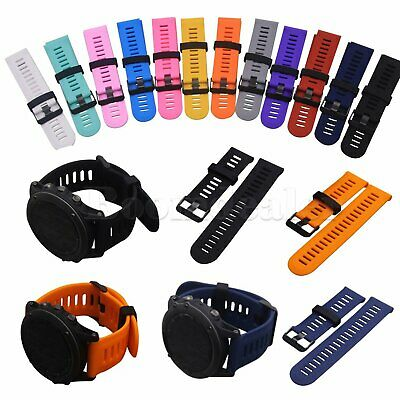 Replacement Silicone Wrist Band Strap + Tool for Garmin Fenix3/Fenix3 HR Watch