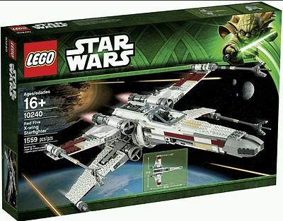 LEGO 10240 Star Wars - UCS Red Five X-Wing Starfighter (Brand New)