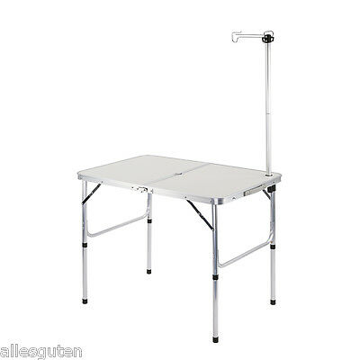 Finether Portable pliant chevalet de table heavy duty camping BBQ pique-nique