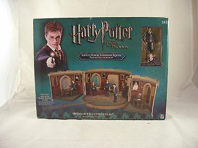 Harry Potter And The Order Of The Phoenix Gryffindor Common Room Playset