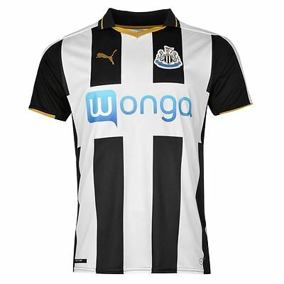 Genuine Newcastle United 2016/17 Home Shirt Adults S M L XL XXL - Shop Rejects