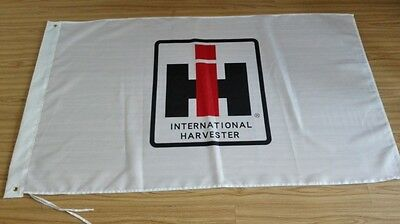 International Harvester Banner 3x5 Feet flag