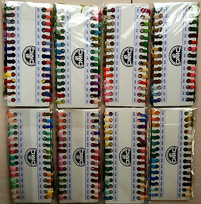 DMC Art 117 Stranded Cotton Complete 1 Meter Pack 450 Color
