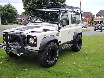 Land Rover 90 DEFENDER 50th 4.0 ltr V8 Automatic 1998 S 103000