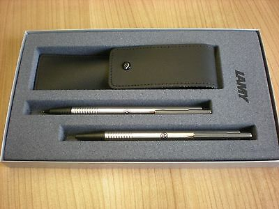 Genuine Volkswagen Lamy Ballpoint Pen + Mechanical Pencil Set.