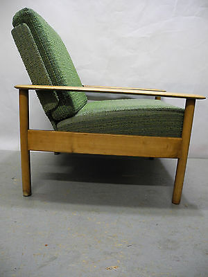 60er Sessel Easy Chair Lounge Chair Mid Century Design Vintage Buche